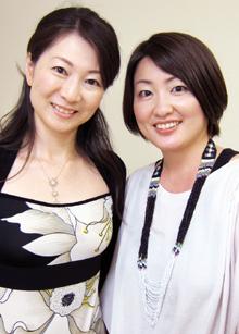 第2期受講生 姉崎さん、内藤さん
