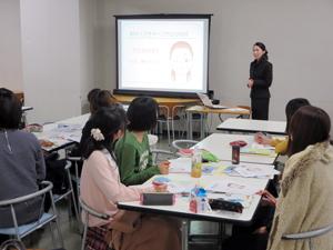 名古屋大学AOKI就職活動メイクセミナー3