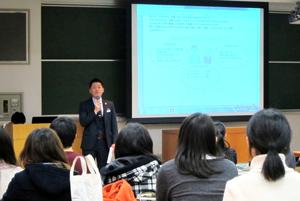 名古屋市立大学メイクセミナー2