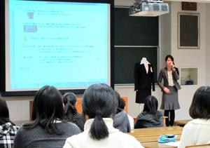 名古屋市立大学メイクセミナー3
