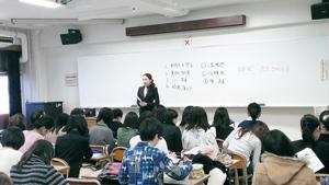 岐阜大学 生協様メイクセミナー1