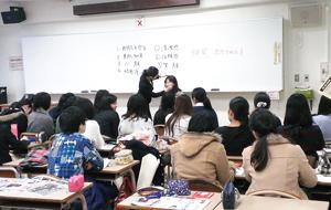 岐阜大学 生協様メイクセミナー2