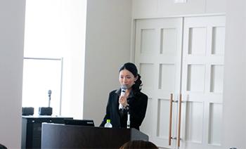 大分県の某金融企業様メイクセミナー3