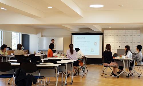 中小企業基盤整備機構 関東本部 BusiNestメイク講座
